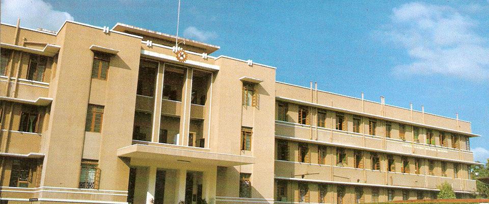 tnasc - CLRI Building1